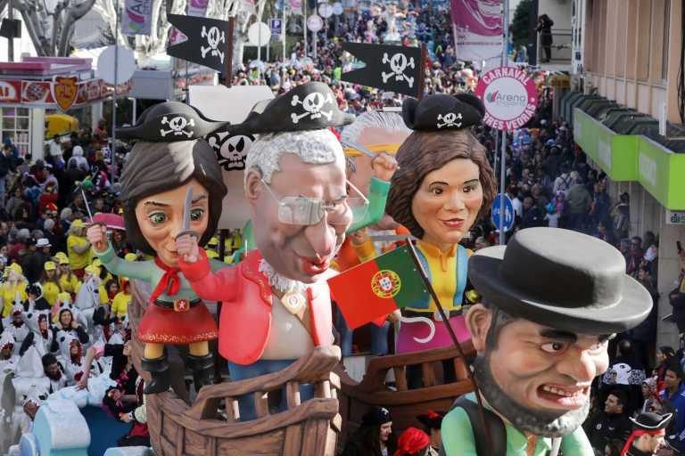 Portugal carnival