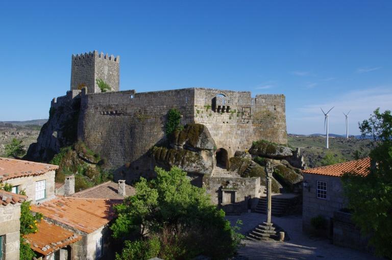 Castelo de Sortelha, Portugal